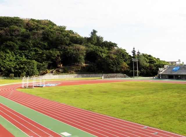 南城市陸上競技場、完成 | 古謝景春 | 沖縄県南城市